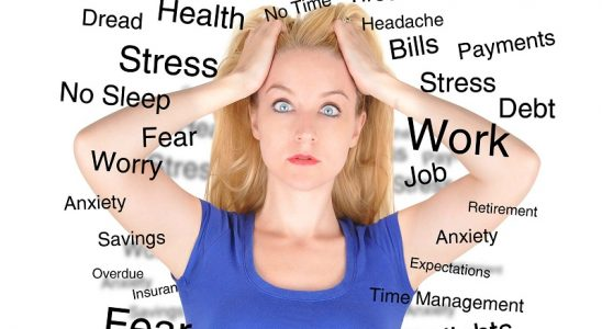 10 best exercises to overcome stress and anxiety