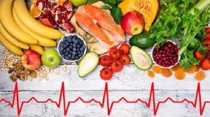 Foods good for heart