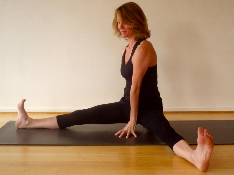 yoga for feet and ankles