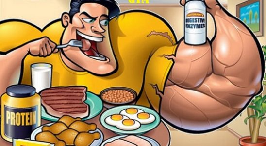 What to eat after gym
