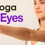 How to do eye yoga