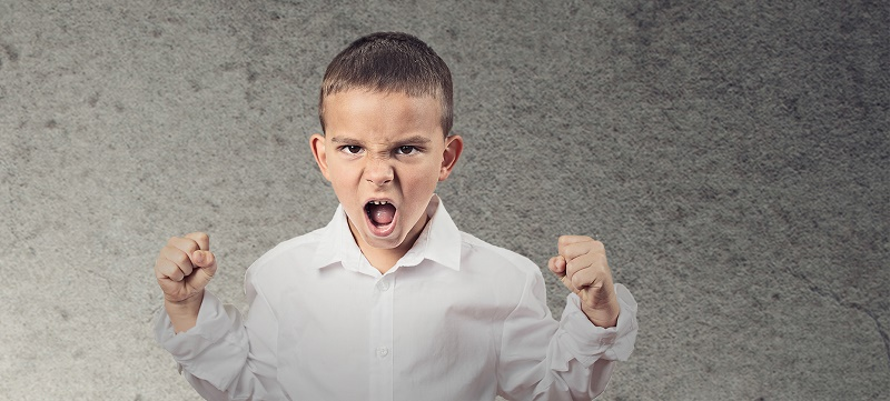 The oppositional defiant disorder