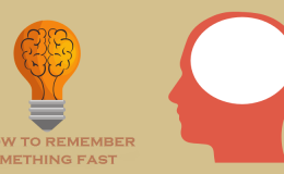 how to remember something fast