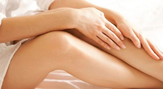 How to get nice skin on legs