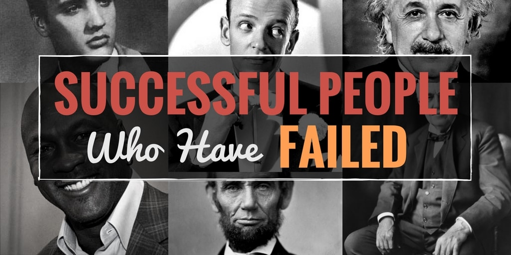 stories of the failure person