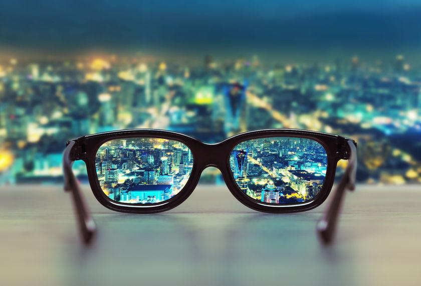 Focus outward