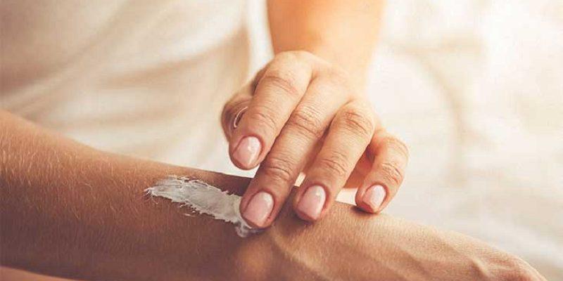moisturize dry skin