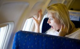 How to overcome fear of flying quickly
