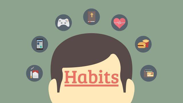 Habits for inner peace